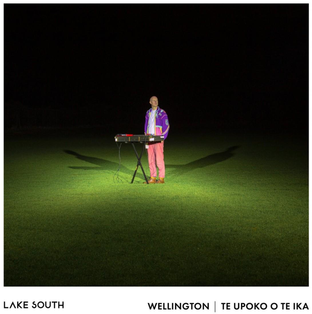 Lake South Album Cover