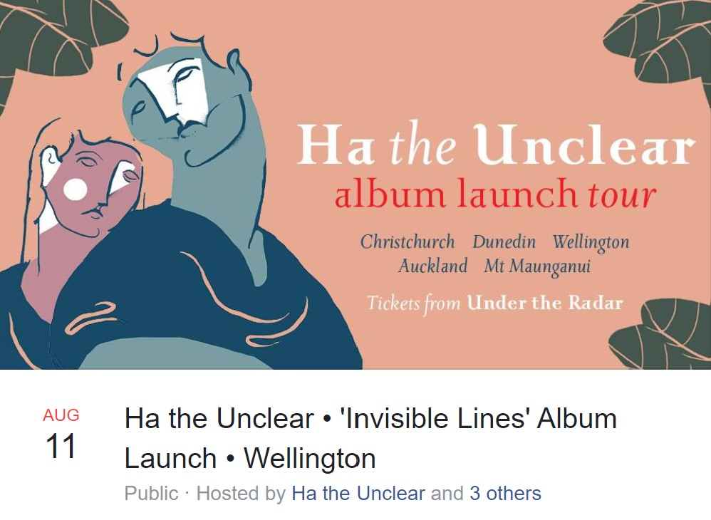 Ha the Unclear gig
