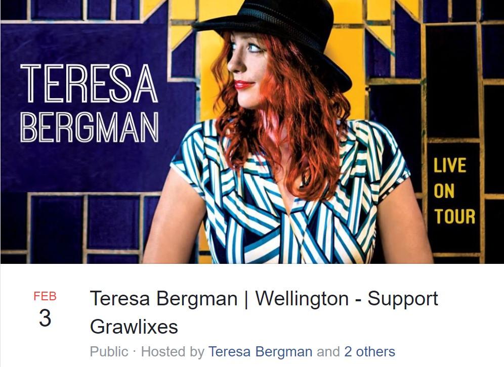 Teresa Bergman gig